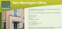 Third Office Opening in Warrington